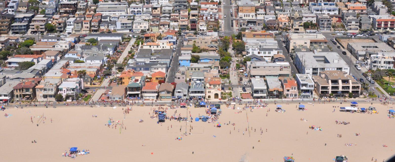 Hermosa Beach 16th  Street