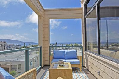 Oceanview deck in Redondo  Beach